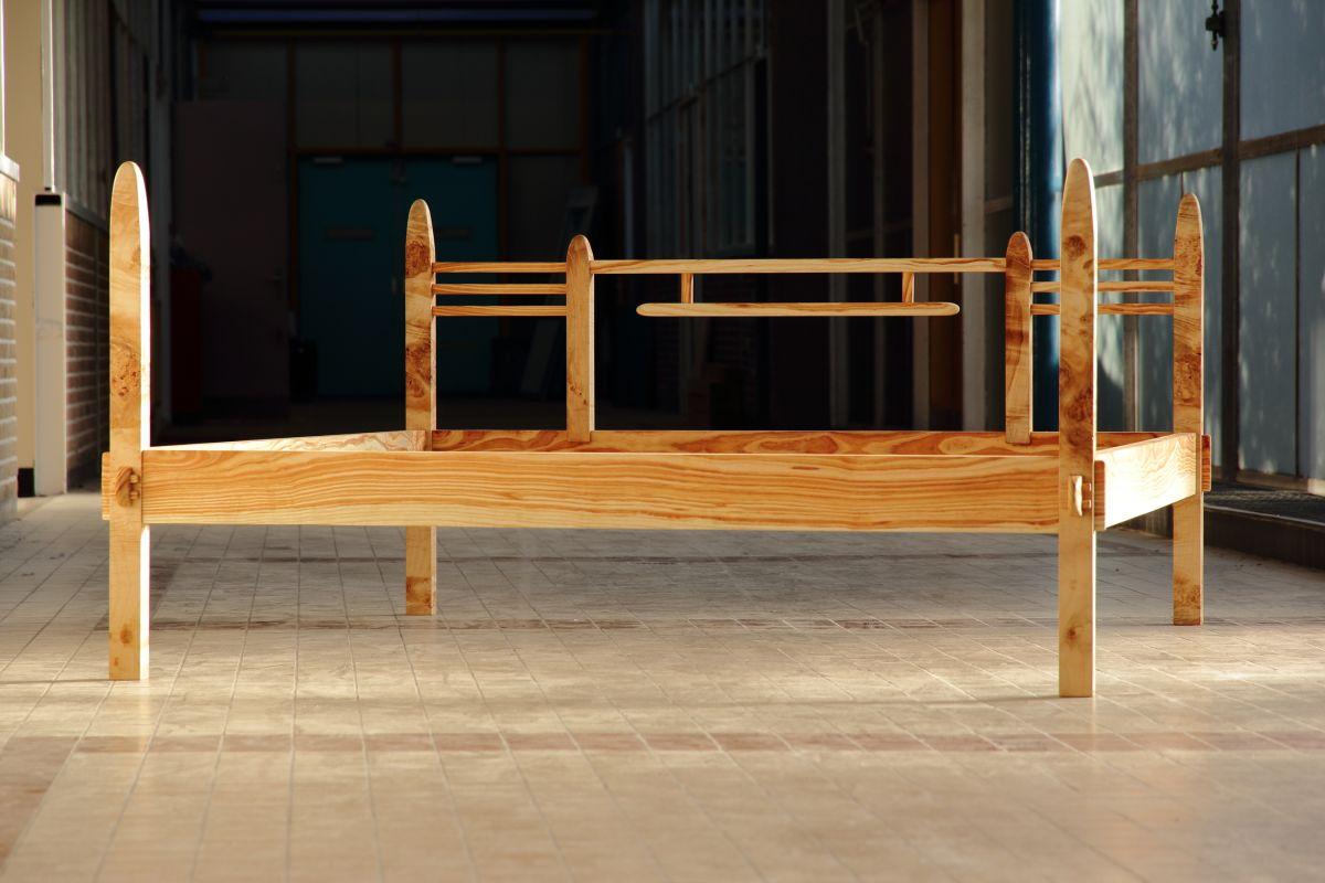 Vrede Bed frame - Espenaer