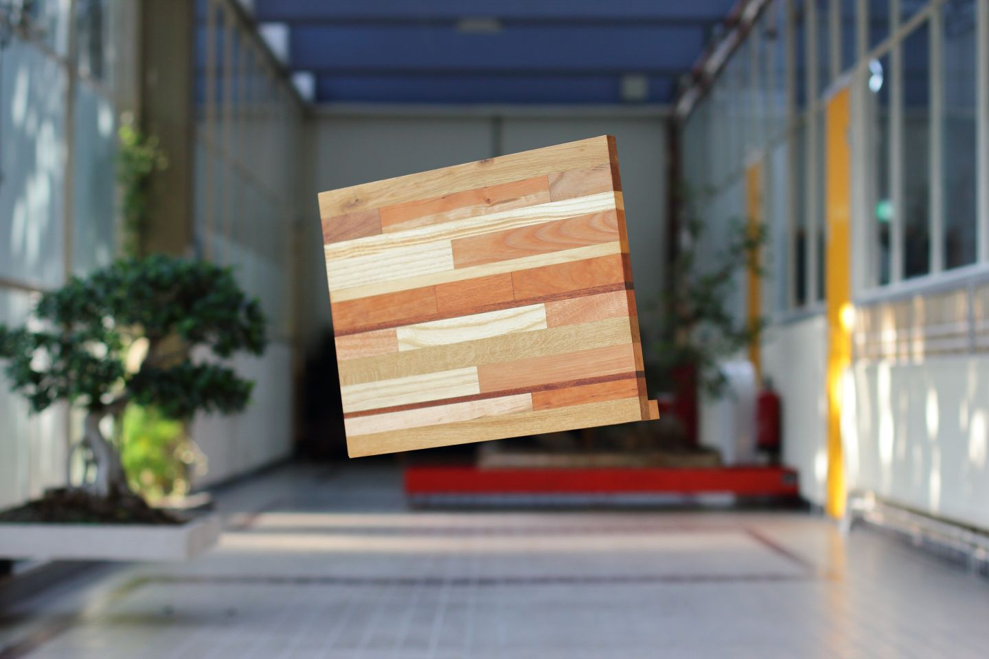 Custom cutting board Blokken