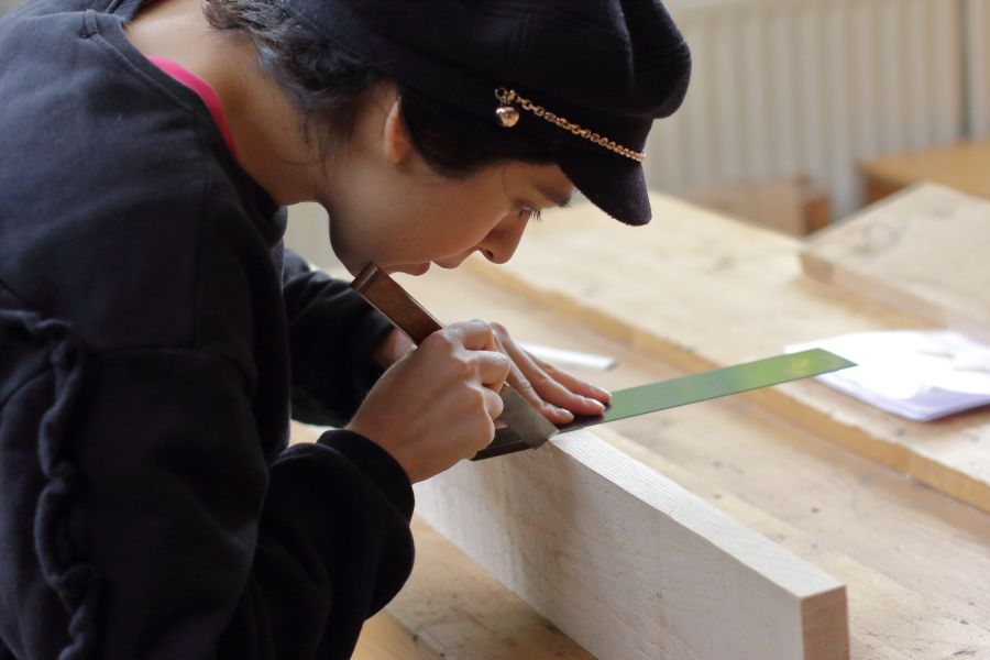 Learn woodworking in Amsterdam at Atelier Espenaer