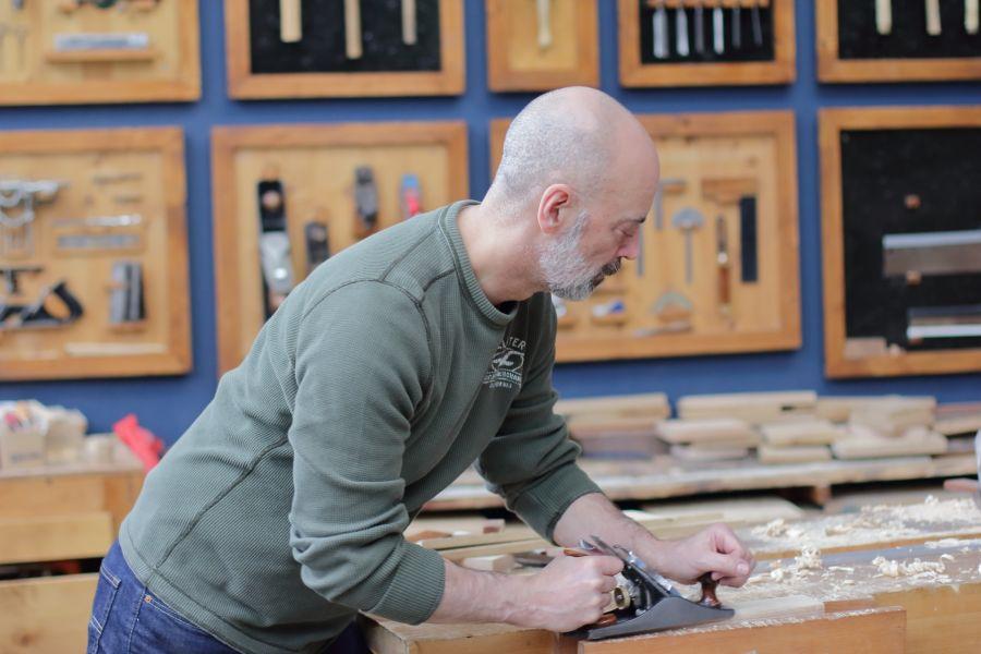 Cursus houtbewerking in Amsterdam bij Atelier Espenaer