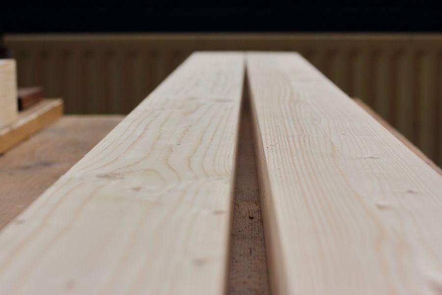 Dimensioning wood @ Atelier Espenaer