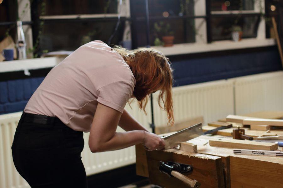 Workshop houtbewerking in Amsterdam bij Atelier Espenaer
