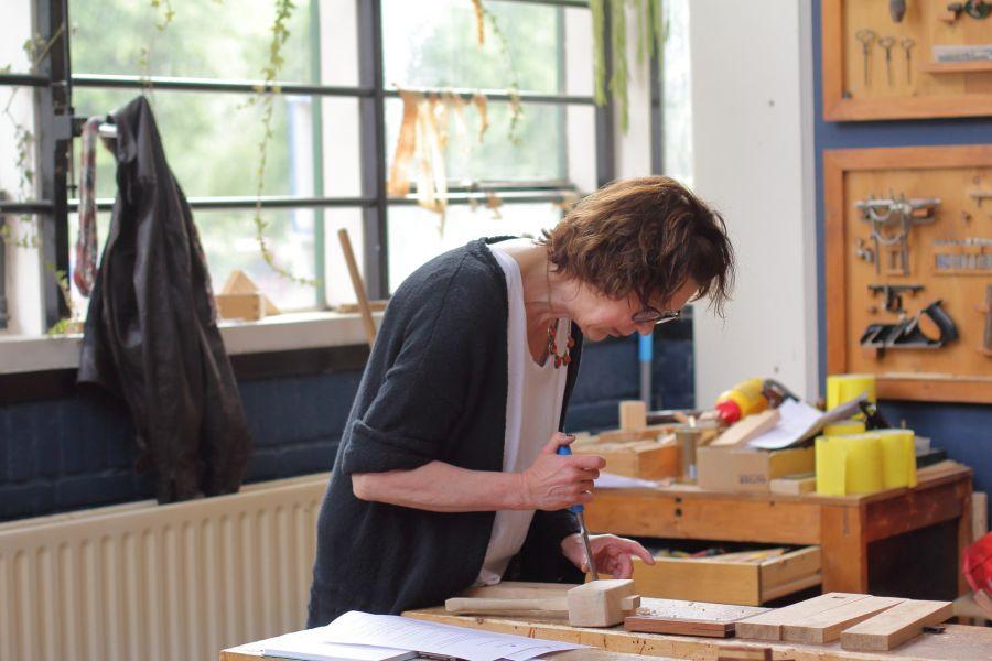 Cursus ambachtelijke houtbewerking in Amsterdam @ Atelier Espenaer
