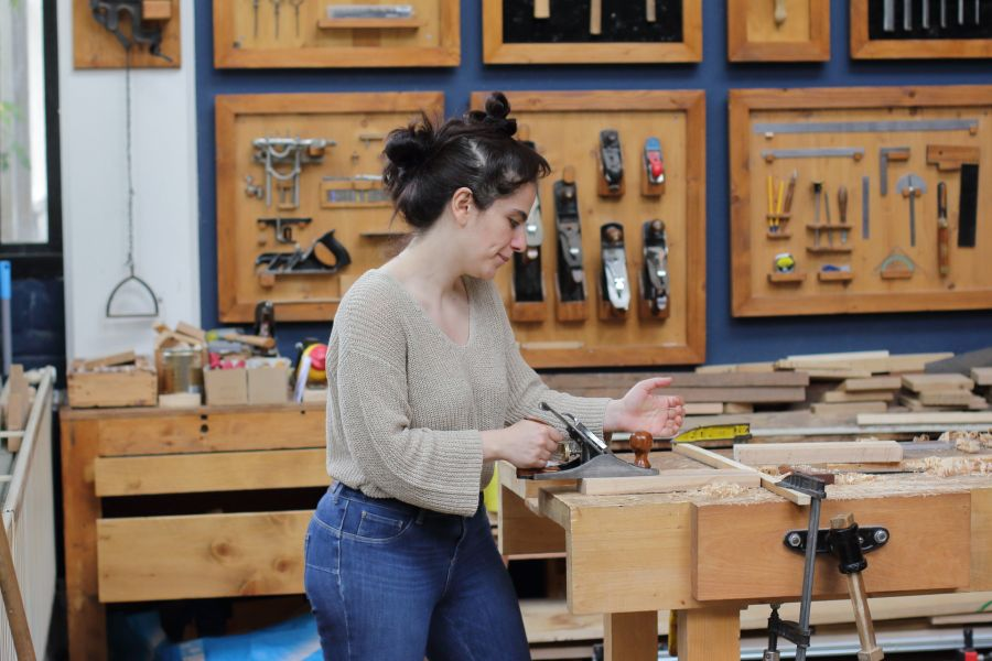 Workshop houtbewerking in Amsterdam @ Atelier Espenaer