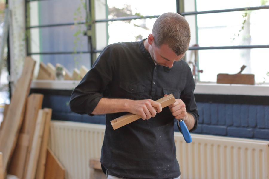 Artisanal Woodworking courses in Amsterdam @ Atelier Espenaer