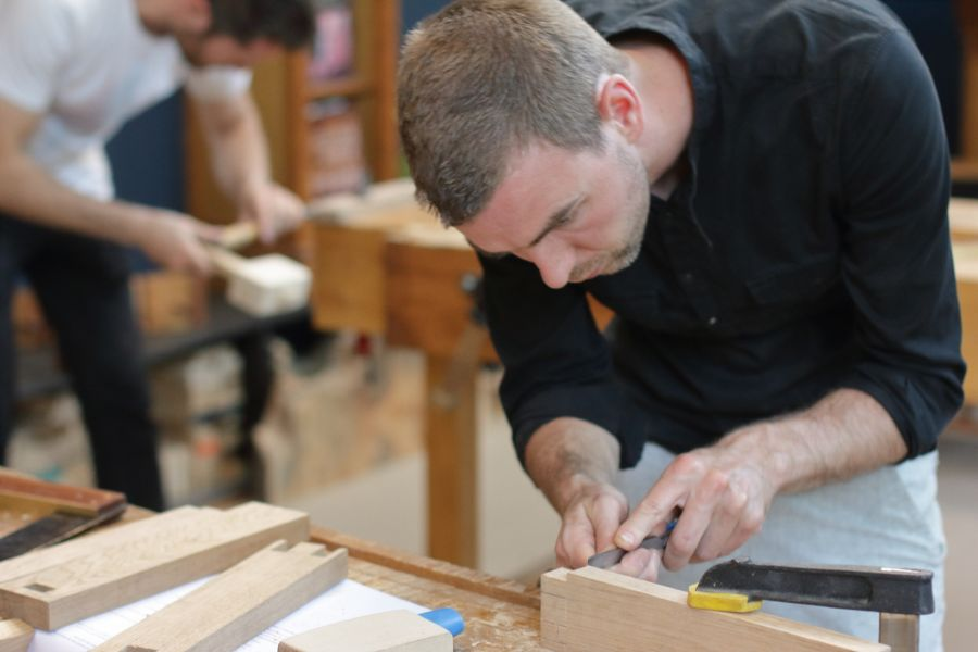 Artisanal Woodworking workshops in Amsterdam @ Atelier Espenaer