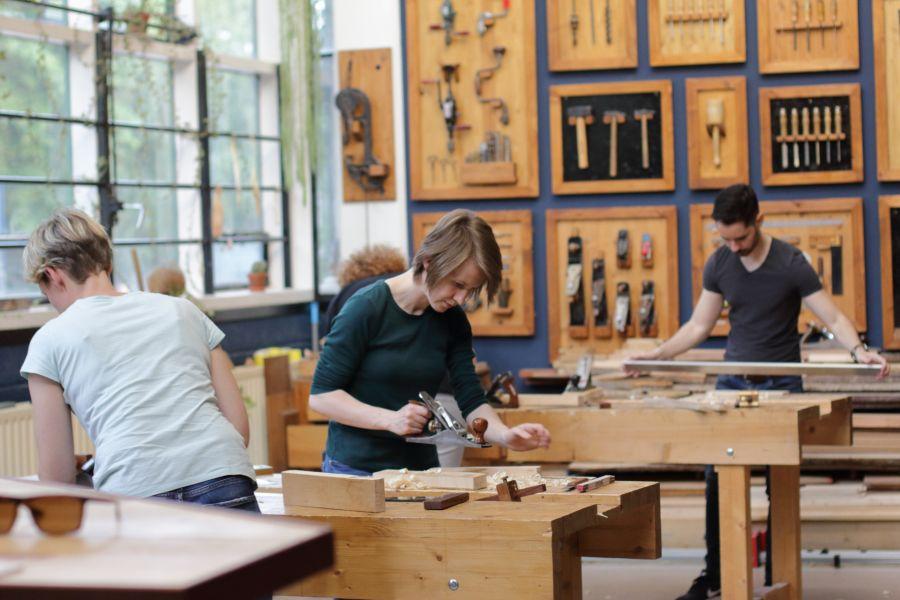 Cursus houtbewerking in Amsterdam @ Atelier Espenaer