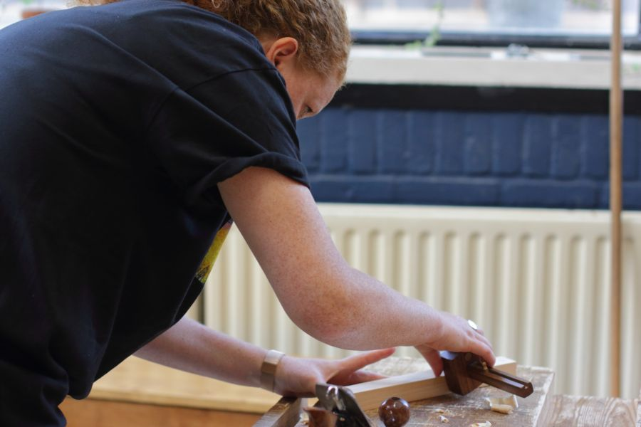 Artisanal woodworking workshop in Amsterdam @ Atelier Espenaer
