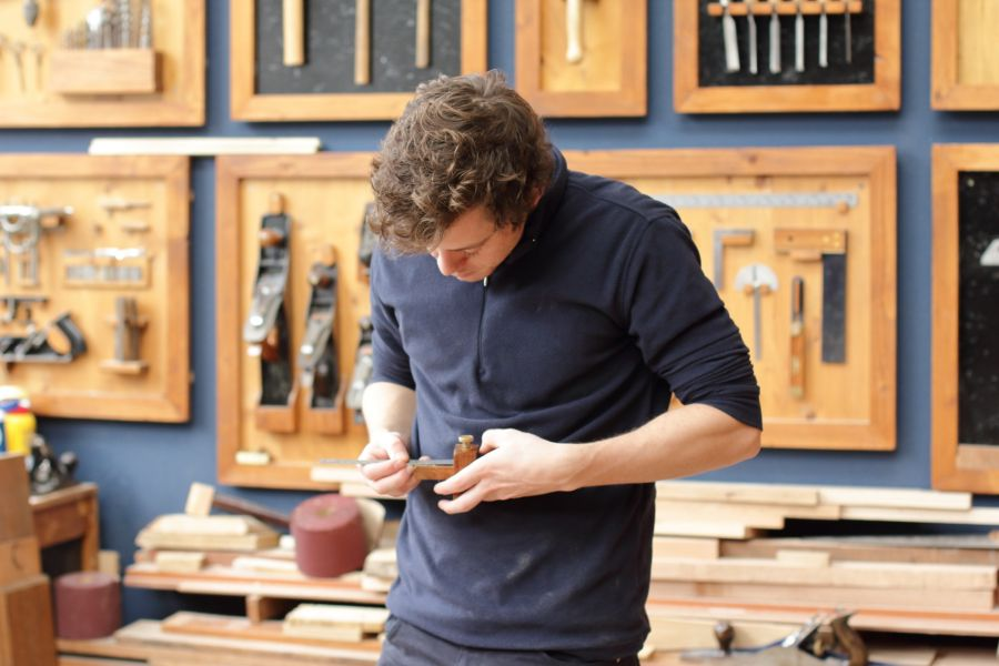 Woodworking workshop in Amsterdam @ Atelier Espenaer