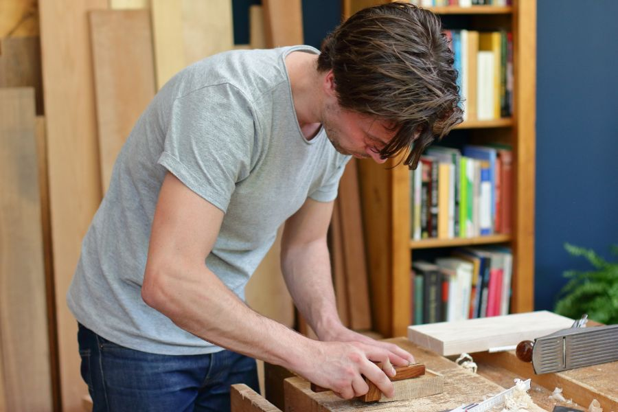 Artisanal woodworking course @ Atelier Espenaer